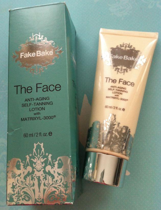 fake bake self tan lotion reviews